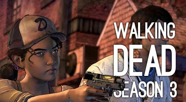 the walking dead 3 season скачать