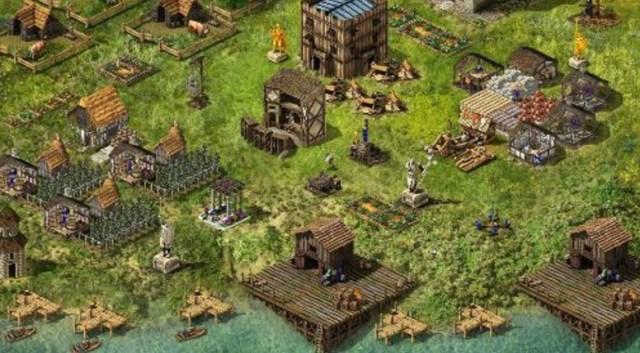 Игра stronghold скачать бесплатно русская версия