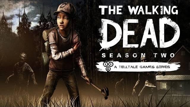 the walking dead 2 season скачать