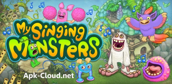 Скачать My Singing Monsters на андроид