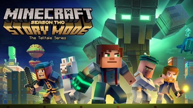 minecraft story mode season 2 андроид