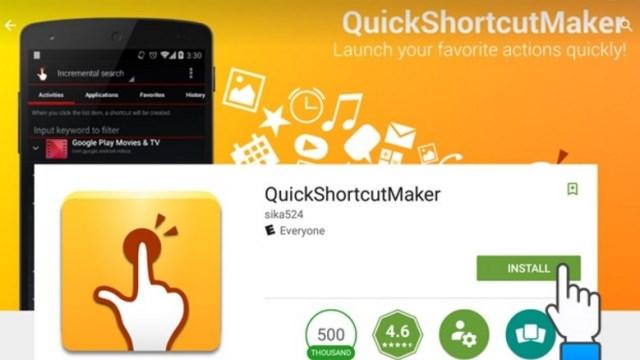 quickshortcutmaker 2 4 0 apk на трешбоксе